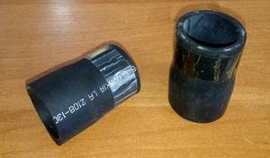 LSA K1878 Патрубок   Охл.резин. РАДИАТОРА  VAZ*2108  КОРОТ D32/D35  60мм