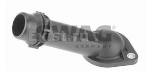 SWAG 30918244 Патрубок   Охл.пласт. 1 ВЫХ  A*A4/6 / VW*P5  -