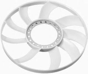 BSG BSG30-515-004 Крыльчатка   Вентилятора радиатора  F*TRS 2,5D  БЕЛАЯ