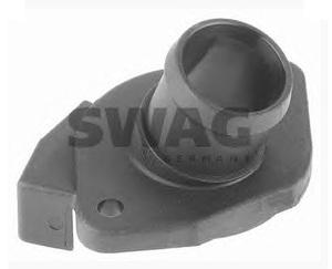 SWAG 30918220 Патрубок   Охл.пласт. ОХЛ  ТЕРМОСТАТА VW*G3/4 1,4-1,6 95-  -