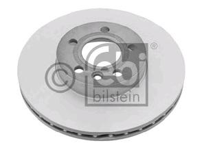FEBI BILSTEIN 26118 Диск торм.   Передн. с/в  VW*SH / F*GLX / ST*ALH