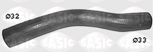 SASIC SWH6766 Патрубок   Охл.резин. РАДИАТОРА  OP*AF/AG
