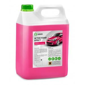 GRASS 113111 Шампунь-авто AUTO ACTIVE FOAM EFFECT  6kg  ДЛЯ БЕСКОНТ. МОЙКИ.