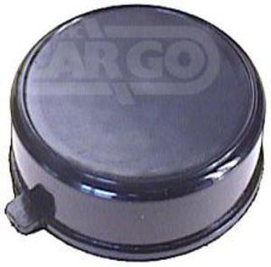 CARGO 131826 ВТУЛКА   Генер. Подшипника 6201  Пласт. глухая