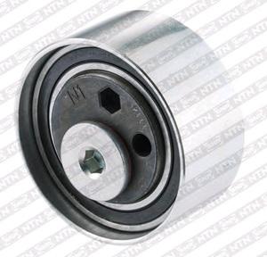 SNR GT357.31 Ролик   ГРМ A*VW* 2,5TDI  97- натяж.  Глад. с/эксц. с/болт.