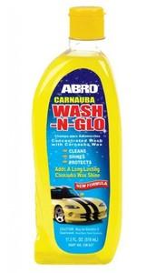 ABRO CW-927 ШАМПУНЬ-АВТО конц-тр 0,5L  WASH-N-GLO