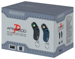 SHERIFF APS-2600 Сигнализац.   Односторонняя SHERIFF   APS-2600  30м радиус