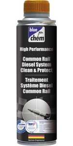 BLUE CHEM 33098 Очиститель   Топл. сист. Т/С  ДИЗЕЛЯ CRDI  Common Rail Highpressure Diesel System CLean & Protec