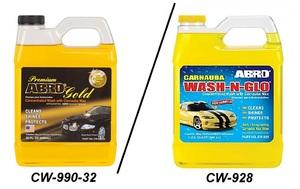 ABRO CW-928 / CW-990-32 ШАМПУНЬ-АВТО конц-тр 1,0L  WASH-N-GLO
