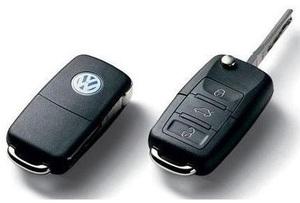 КИТАЙ STX-86 Корпус   Ключа зажиг. VW*J2/J3/TIG/G2-5/PL  Откидной, пластик/металл