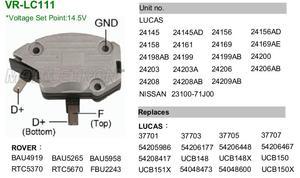 AS-PL ARE4001 РЕЛЕ ЗАРЯДКИ F*TRS 2,5D -00  ford sierra/transit 2.0/1.8-2.5d 85-93