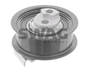 SWAG 30927364 Ролик   ГРМ A*VW* 2,0 FSI  04- натяж.  Глад. с/мех. с/эксц.