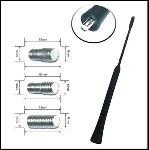 YES 285-YES Антенна   Стержень запасной (короткий) S  адаптер. 4/5/6mm L=23.5cm