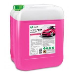 GRASS 800022 Шампунь-авто AUTO ACTIVE FOAM EFFECT  23kg  ДЛЯ БЕСКОНТ. МОЙКИ.